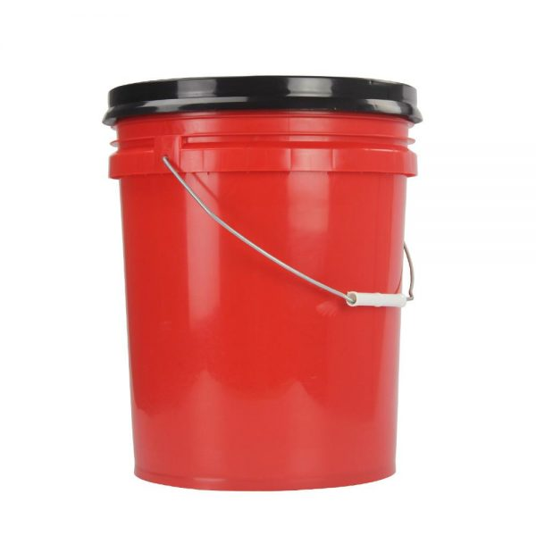 Ultimate Detailing Kit - Grit Keeper, bucket dolly, 5 gallon bucket and gamma seal lid