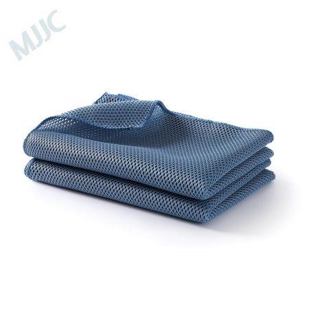 Diamond Weave Super Absorb Car Window Towel  50*70cm