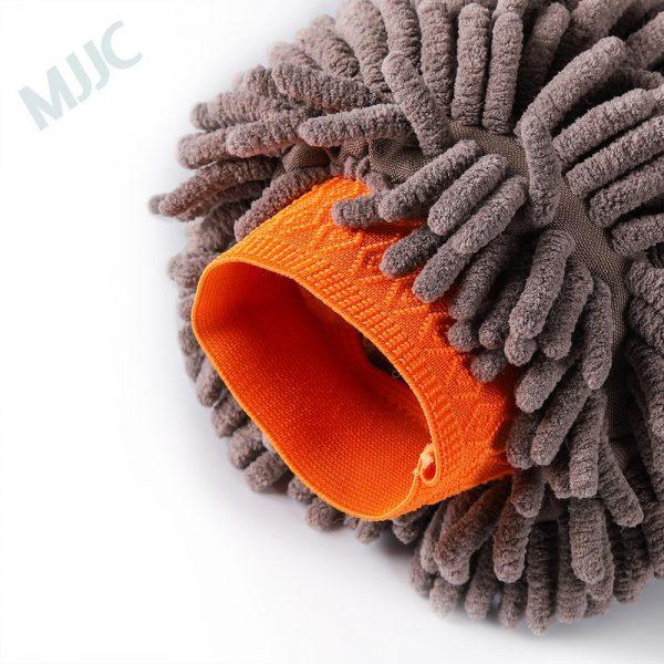Standard Double Sides Chenille Microfiber Wash Mitt
