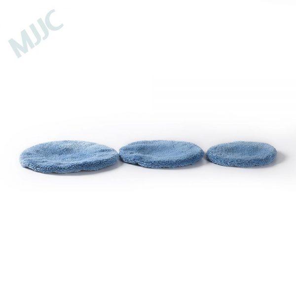 MJJC Microfiber Bonnet for Car Polishing-3 KITS