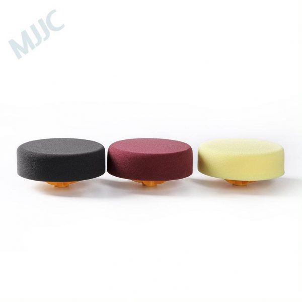 MJJC 6 inch High Tensil Strength Sponge Back plate Rotary Car Polish Pads