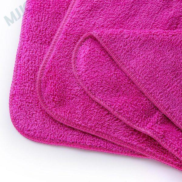 600gsm coral fleece super-absorbent Towel 40x50cm