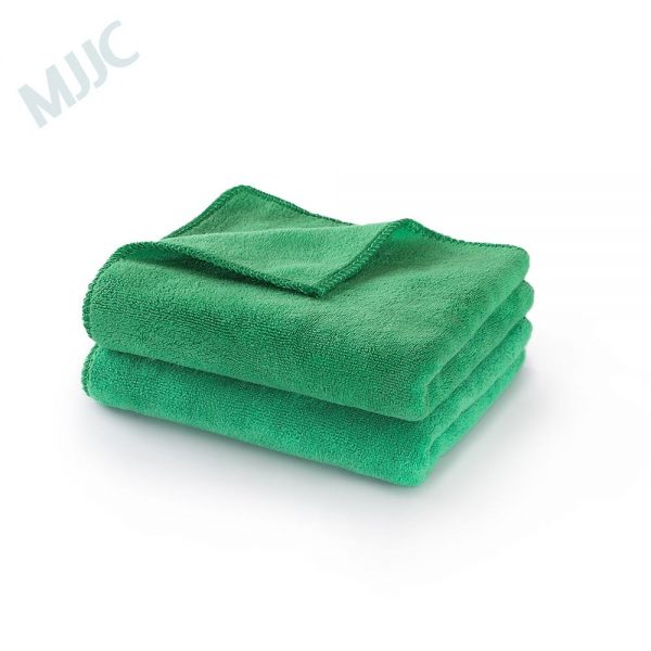 500gsm 40x60cm Flat Pile microfiber towel for buffing and Drying