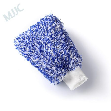 MJJC Soft Car Cleaning Glove Ultra Soft Car Wash Mitt Easy To Dry Auto Detailing Mitt Microfiber Madness Wash Mitt
