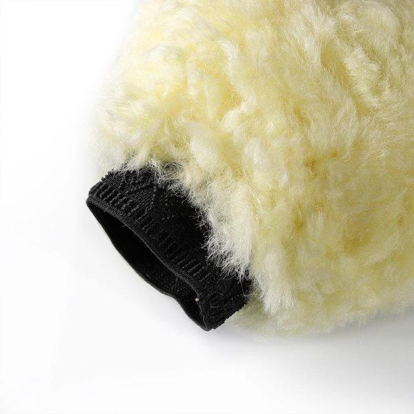 Original Wool Wash Mitt with thumb