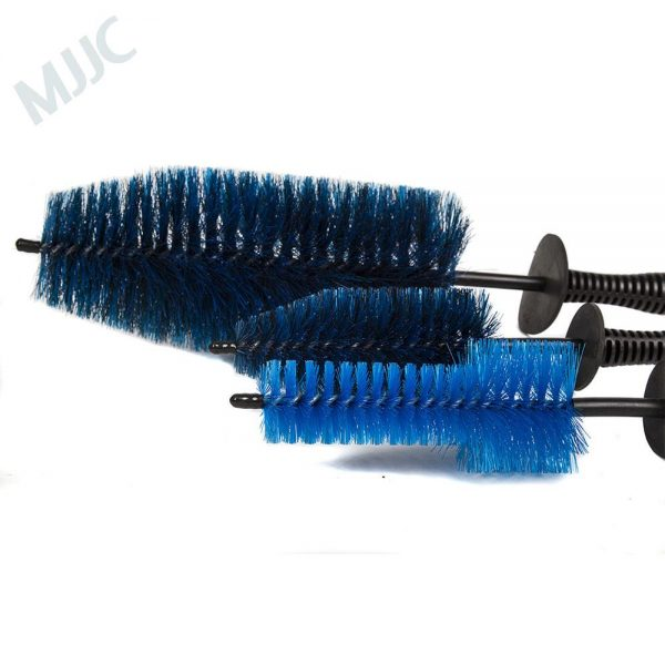 Wheel Detailing Brush with 3 Size Options