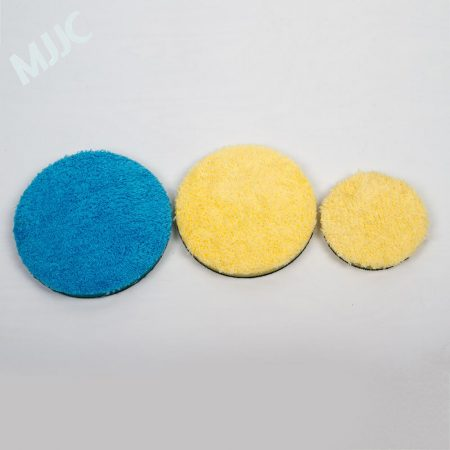 Microfiber Finishing Pad 3″ 5″ and 6″ inch options