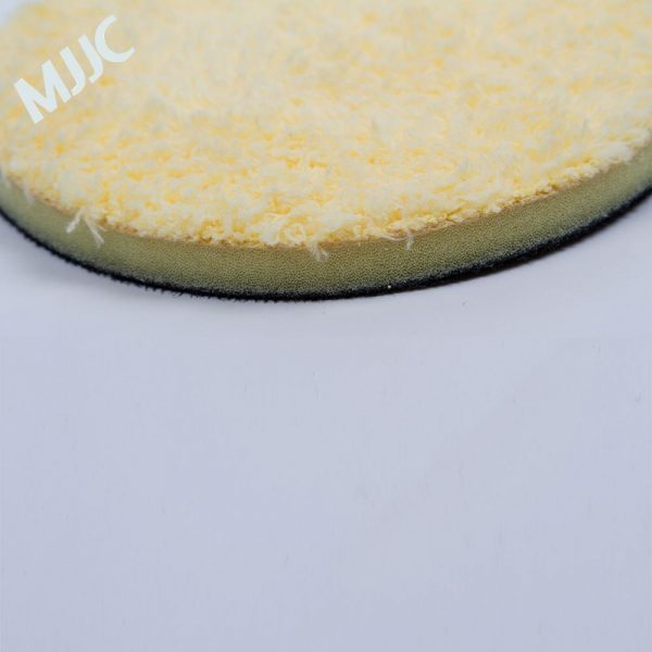 """Microfiber Finishing Pad 3"""" 5"""" and 6"""" inch options"""