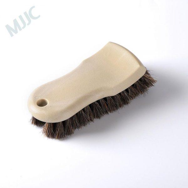 MJJC High Quality  Car Brushes For Interior Detailing  Interior Leather Brush