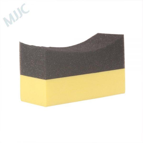 MJJC Car Wash Foam Sponge Strong Water Absorbing Car Wash Sponge Car Cleaning Accessory Tire Coating Foam Sponge