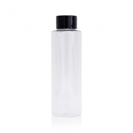 Plastic Bottle 100ml with Cap