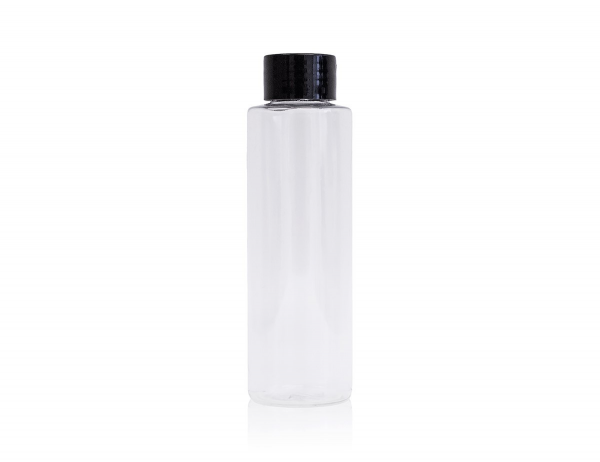 Plastic Bottle 100ml with Cap