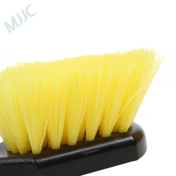 Tire and Carpet Brush with hard hair for heavy duty work
