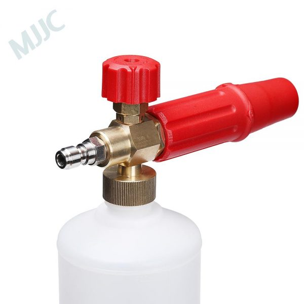 """Foam Cannon with 1/4"""" inch Quick Release Connection"""