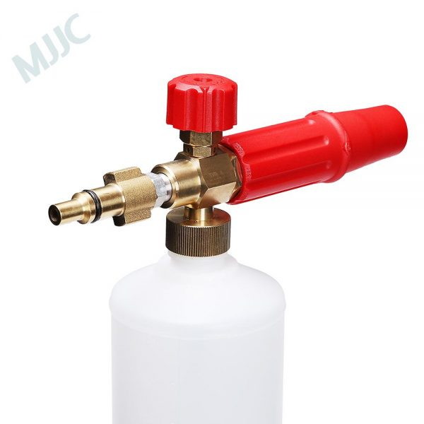 Red Colour Snow Foam Lance without MJJC Brand for Wholesale