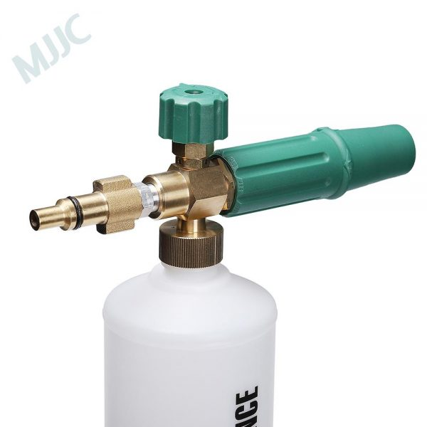 Green Colour Snow Foam Lance without MJJC Brand for Wholesale