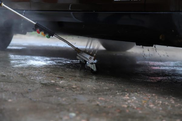 Spray Nozzles for Washing Chassis