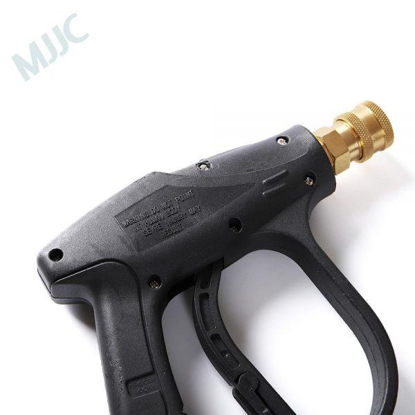 "High Pressure Trigger Gun with 1/4"" BSP Thread Inlet"