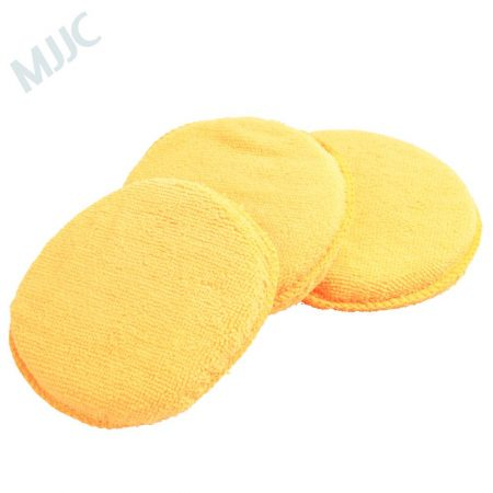 Microfiber Wax Applicator