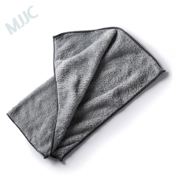 350gsm coral microfiber towel for cleaning car, furniture and kitchen