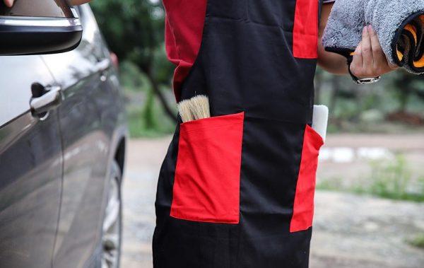 MJJC Brand Auto Beauty Polishing Construction Apron Workwear