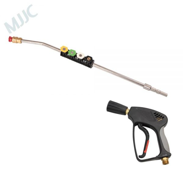 Foam Cannon with Nilfisk Quick Release Connector and Trigger Gun & Spray Wand Kit