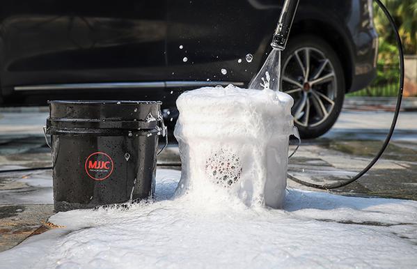 MJJC 17 Liters short detailing buckets