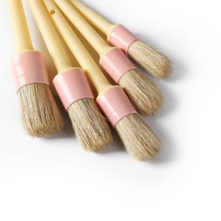 MJJC 5pcs Pencil Detailing Brush Kit