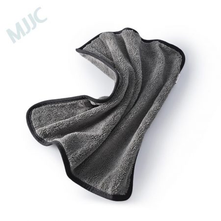 MJJC 40*40cm 390GSM Super Absorbent Car Wash Car Care Cloth Detailing Towels Microfiber Towel Car Cleaning Drying Cloth
