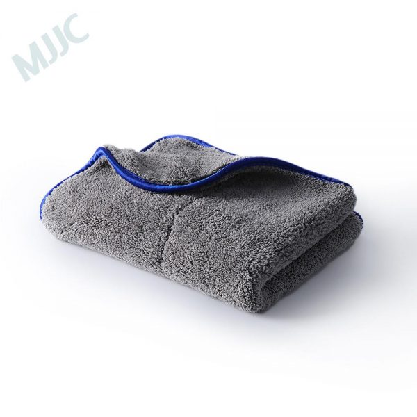 MJJC 42X48CM 1000GSM Ultra Absorbancy Car Wash Cloth Pad Super Deep Pile Premium Microfiber Drying Towel Car Waxing Polishing