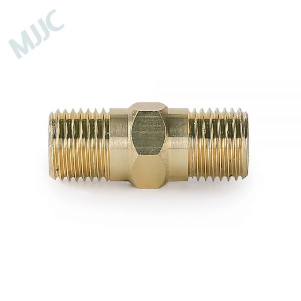 """Double 1/4"""" inch BSP Threads Connection Bar"""