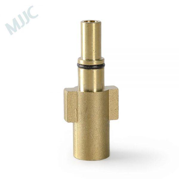 Foam Cannon Adapter(fitting) for Black & Decker, Makita, AR Blue, Bosch new AQT series