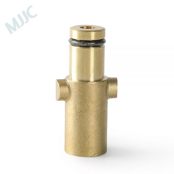 Foam Cannon Rounded Connector new model Nilfisk, Gerni, Stihl pressure washers