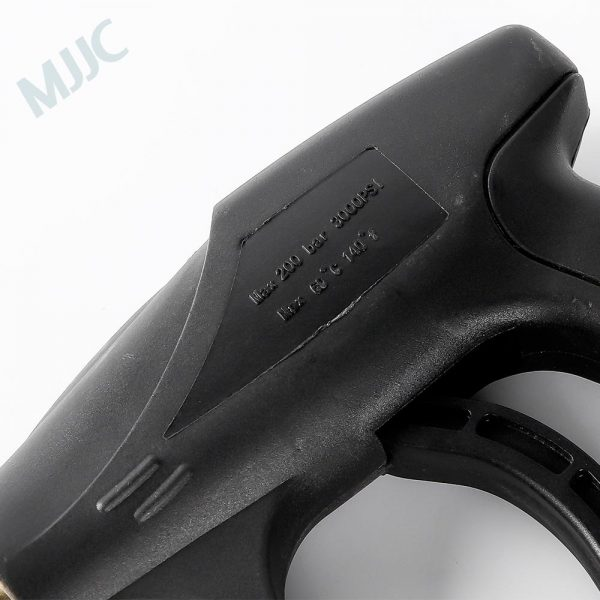 High Pressure Trigger Gun with 3/8 Quick Connection