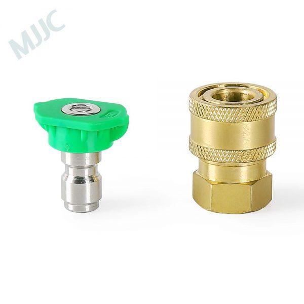MJJC Short High Quality Water Spray Lance Wand Nozzle for old type Nilfisk / Alto / Kew / Gerni Pressure Washer