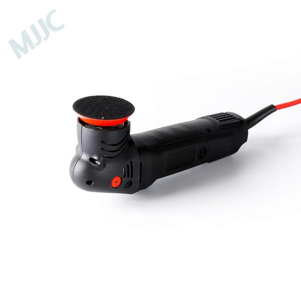 "MJJC 8mm Orbit Dual Action Polisher with 3"" Inch Backing Plate"