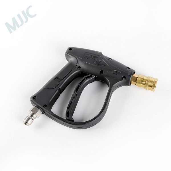 """High Pressure Trigger Gun with 1/4"""" quick connection Inlet"""
