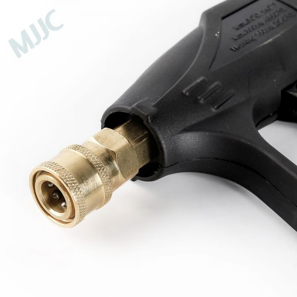 High Pressure Trigger Gun with M22 thread Inlet (inner diameter 15mm)