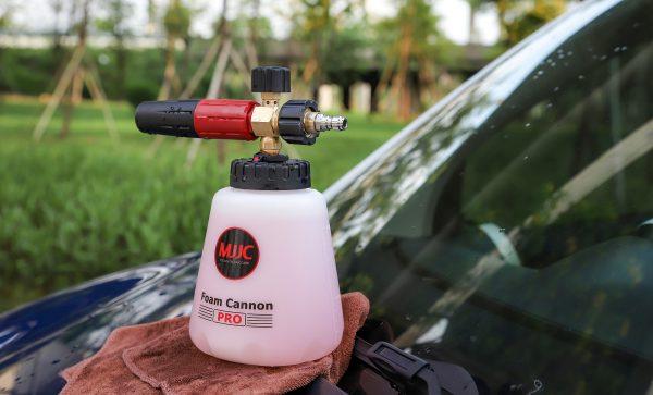 a quarter inch quick connector foam cannon pro
