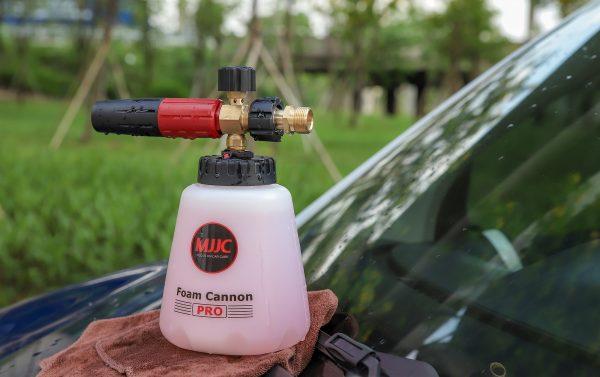foam cannon pro m22x1.5mm connector