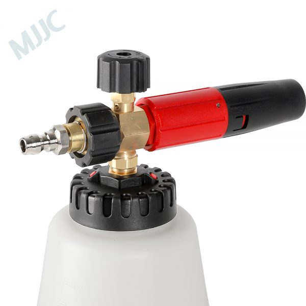 Foam Cannon Pro with 1/4″ Quick Connector Adapter
