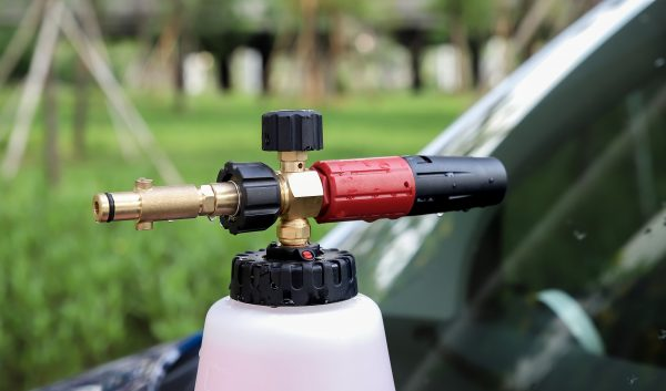 nilfisk pressure washer foam lance pro